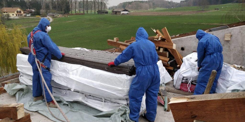 Asbestentsorgung in Fürstenfeldbruck